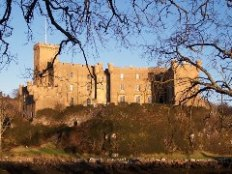Dunvegan Castle.  The ancestral home of the clan MacLeod (© Richard Dorrell)