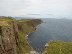 The Trotternish coastline